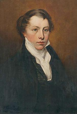 Benjamin Boyd portrait, 1830s.