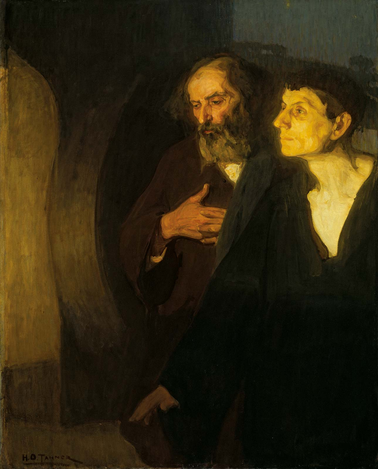 Two Disciples at the Tomb, 1906